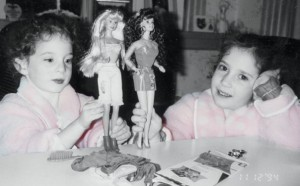 barbie dolls, barbie, daughters, play, dolls, girls, children, fun, dress up, singing, happiness, lynne st. james