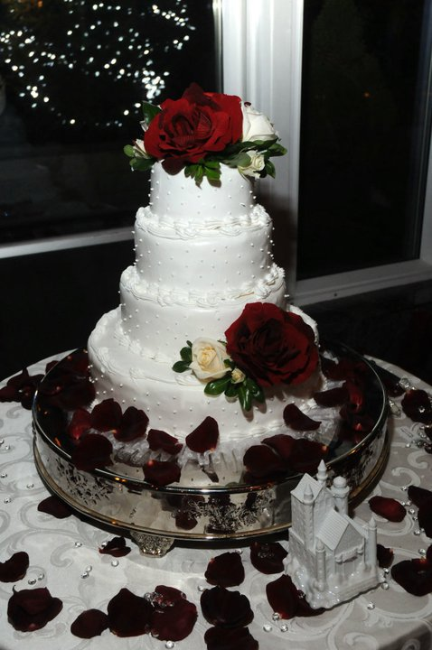 wedding, wedding cake, bride, daughter, love, special, nighttime, formal wedding, elegant, lynne st. james