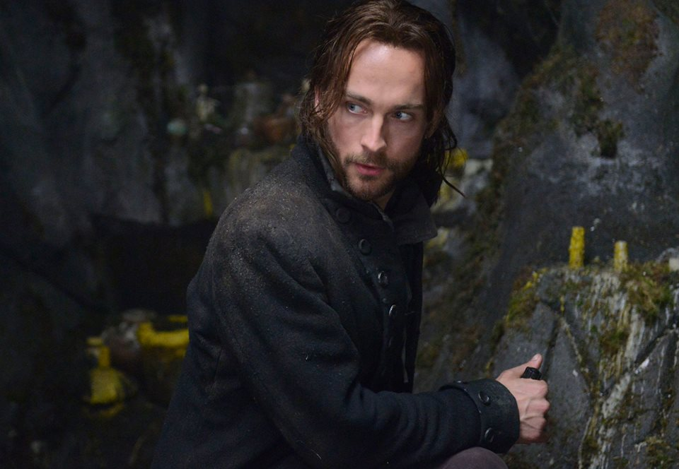 Tom Mison, ichabod crane, sleepy hollow, tv, television, series, new series, lynne st. james