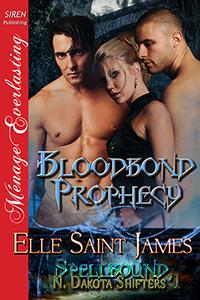 Bloodbond Prophecy, Elle Saint James