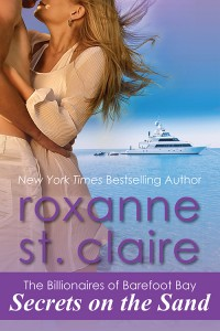 Secrets on the Sand, Roxanne St. Claire