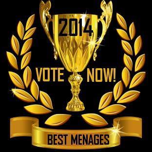 2014 best menage, romance, vampires, mary menage whispers, lynne st. james, vote