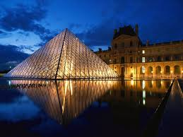 lourve, paris, museum, mona lisa, bucket list, lynne st. james