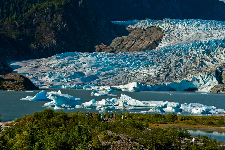 mendenall glacier, matt hage, alaska, south east, tongass national park, bucket list