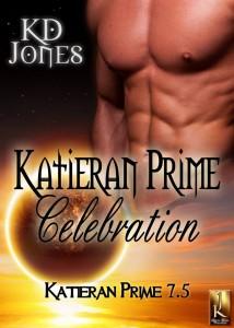Katieran prime celebration, celebration, katieran prime, kd jones, author, jk publishing, sci fi, romance, sci-fi,