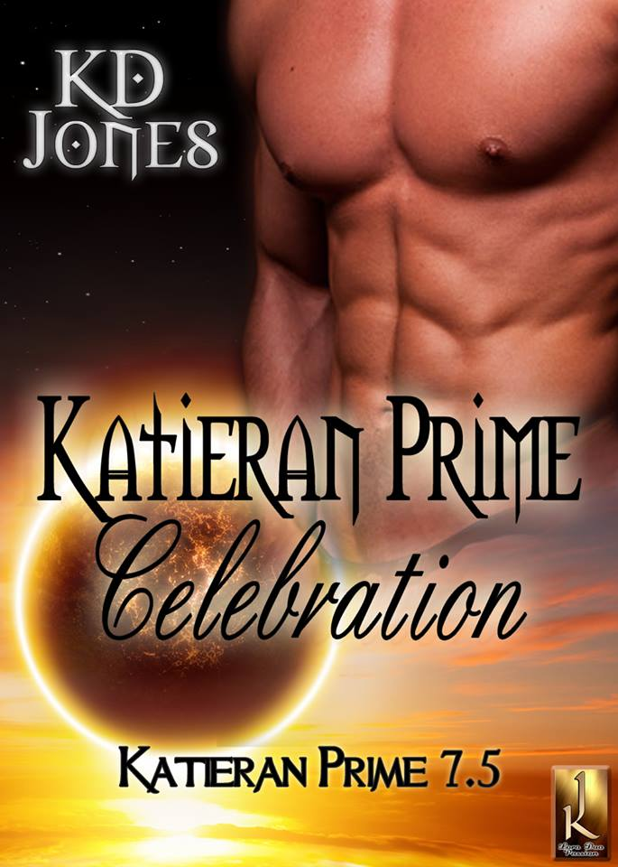 Katieran prime celebration, celebration, katieran prime, kd jones, author, jk publishing, sci fi, romance, sci-fi,