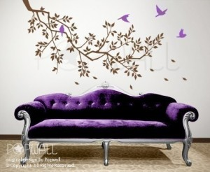 Pic - Purple Sofa