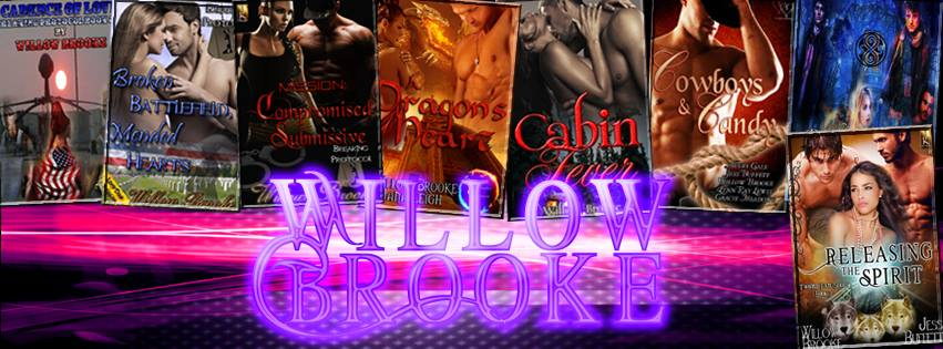 willow brooke, books, covers, author, mission: compromised submissive, jk publishing