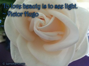 victor hugo, monday quotes, beauty, happiness, love, life, lynne st. james