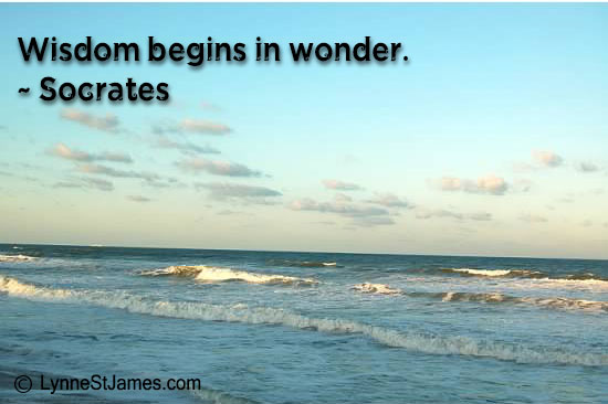 monday quotes, socrates, lynne st. james