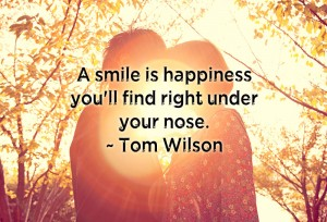 happiness, tom wilson, fall, september, monday quotes, lynne st. james, smile, feel good, positive, joy,