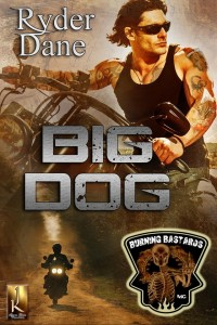 ryder dane, big dog, burning bastards MC, jk publishing, MC Book, erotic romance, motorcycle clubs, motorcycle,