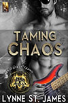 taming chaos, raining chaos, jk publishing, lynne st. james, rockstar, romance, new adult, romance, rockers, new age