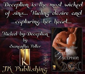 fueled by deception, samantha potter, jk publishing, erotic romance, romance,