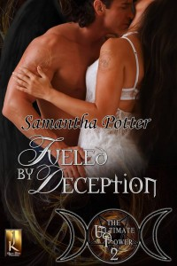 Fueled by Deception, Ultimate power series, ultimate power, paranormal, romance, erotic. samantha potter, jk publishing