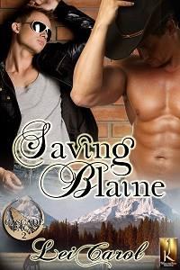 lei carol, saving blaine, jk publishing, m/m, erotic romance
