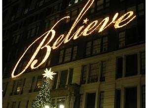believe, christmas, spirit, joy, happiness, faith, christmas spirit, thinking positive, monday quotes, lynne st. james