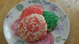 snickerdoodles, christmas cookies, decorated, cookies, lynne st. james, recipes, cookies, holiday cookies, holiday baking