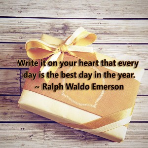 ralph waldo emerson, lynne st. james, write, heart, best day, every day, best, year, new year, new chances, opportunities, believe