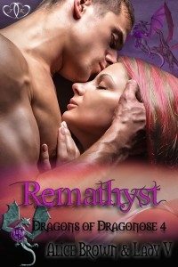 remathyst, dragons, paranormal, dragonose, lady v, alice brown, authors, jk publishing, romance, fantasy