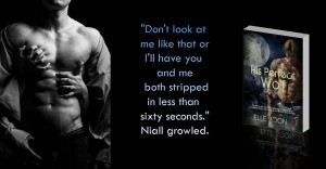 his perfect wolf, elle boon, paranormal, series, erotic romance,