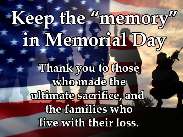 memorial day, remember, memory, sacrifice, ultimate sacrifice, thank you, lynne st. james