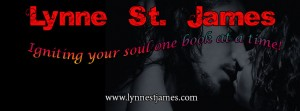 lynne st. james, author, romance