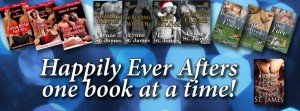 Lynne St. James author, happily ever afters one book at at time.