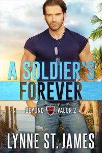 A Soldier's Forever, beyond valor, lynne st. james, romance, second changes