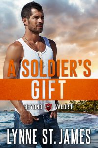 A Soldier's Gift, beyond valor, military romance, wounded warriors, second chances, lynne st. james