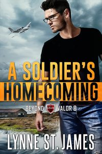 A Soldier's Homecoming, beyond valor, second chances, military romance, romantic suspense, wounded warriors, lynne st. james
