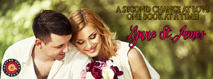 Lynne St. James, A second chance at love, one book at a time, romance, military romance, contemporary romance, wounded warriors, paranormal, rock star